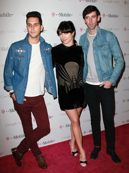 Gabe Saporta Flat Oxfords