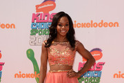 Gabrielle Douglas Mini Skirt