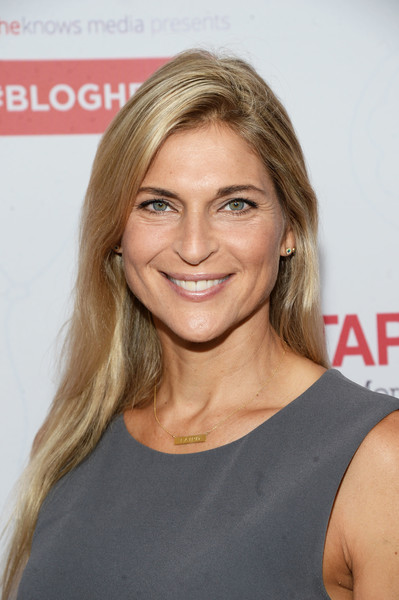 Gabrielle Reece Long Straight Cut