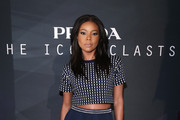 Gabrielle Union Crop Top