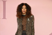 Gabrielle Union Evening Coat