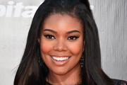 Gabrielle Union Half Up Half Down