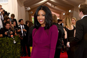 Gabrielle Union Tasselled Clutch