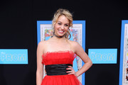 Gage Golightly Strapless Dress