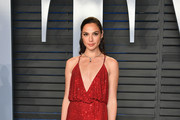 Gal Gadot Evening Sandals