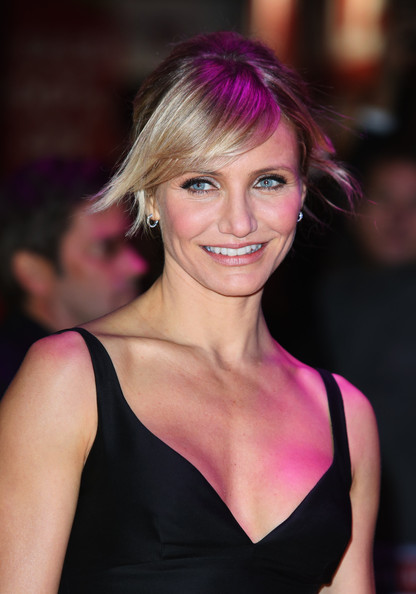 Cameron+Diaz in Gambit - World Film Premiere