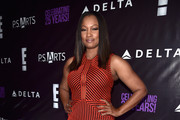 Garcelle Beauvais Form-Fitting Dress