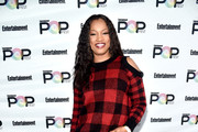 Garcelle Beauvais Over the Knee Boots