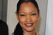 Garcelle Beauvais Ponytail