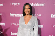 Garcelle Beauvais Wrap Dress