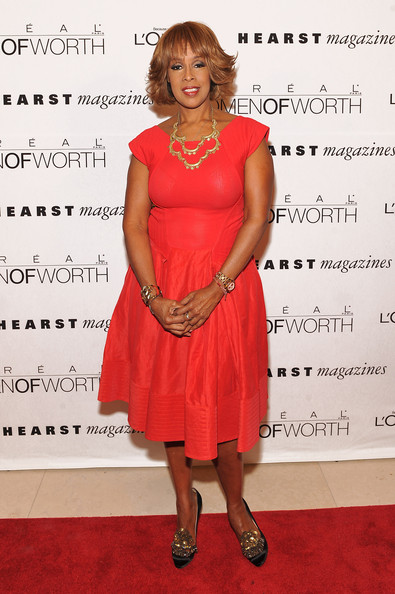 Gayle King Cocktail Dress