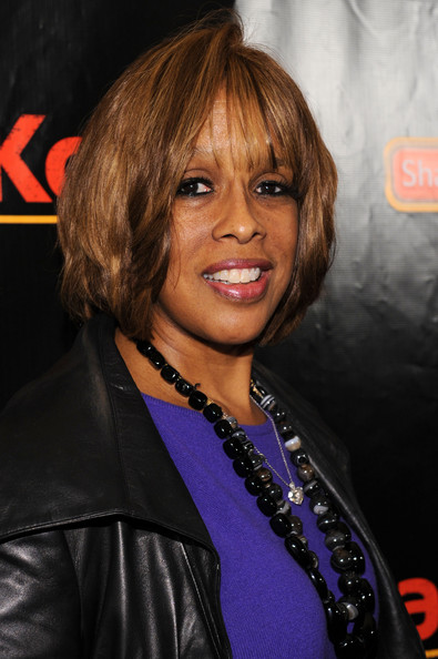 Gayle King Bob [pitbull celebrate the launch,so kodak,hair,face,hairstyle,blond,bangs,chin,layered hair,lip,premiere,smile,trey songz,drake,gayle king,new york city,best buy theater,kodak,launch,campaign]