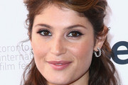 Gemma Arterton Diamond Hoops