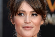 Gemma Arterton Gold Choker Necklace
