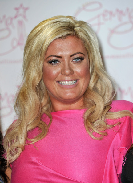 Gemma Collins Long Wavy Cut
