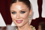 Georgina Chapman Flower Statement Necklace