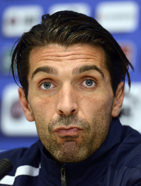 Gianluigi Buffon Hair