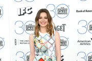 Gillian Jacobs Studded Heels