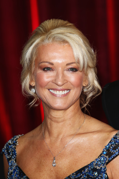 Gillian Taylforth Hair
