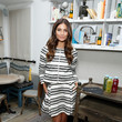Lily Aldridge in Thakoon for Her Gilt Collection Launch
