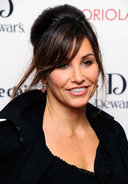 Gina Gershon French Twist