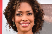 Gina Torres Curly Updo