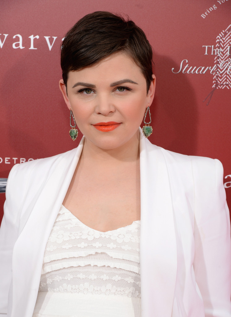 Ginnifer Goodwin Pixie Pixie Lookbook Stylebistro