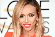 Giuliana Rancic Bright Lipstick