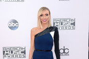 Giuliana Rancic One Shoulder Dress