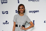 Giuliana Rancic Studded Clutch