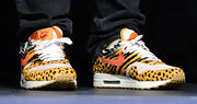 Dan Mazer rocked this cheetah and tiger print sneakers while at the South by Southwest festival.