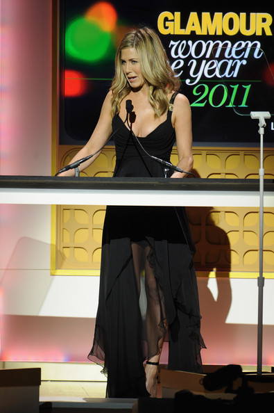 More Pics of Jennifer Aniston Strappy Sandals (1 of 4) - Jennifer Aniston Lookbook - StyleBistro