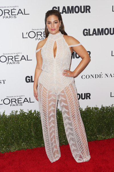 Ashley Graham in Galia Lahav Haute Couture