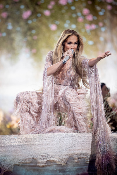 More Pics of Jennifer Lopez Jumpsuit (1 of 119) - Jennifer Lopez Lookbook - StyleBistro [image,microphone,plant,people in nature,human,sunglasses,human body,flash photography,street fashion,happy,sunlight,outerwear,gown,jennifer lopez,global citizen vax live,gown,photo shoot,hair,microphone,the concert to reunite the world,photo shoot,outerwear / m,gown / m,long hair / m,tree,model m keyboard,long hair,lady m cake boutique,gown,02pd - circolo del partito democratico di milano]