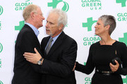 Jamie Lee Curtis and Christopher Guest Photo
