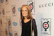 Gloria Steinem Knit Top