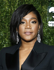 Tiffany Haddish rocked an edgy bob at the God's Love We Deliver Golden Heart Awards.