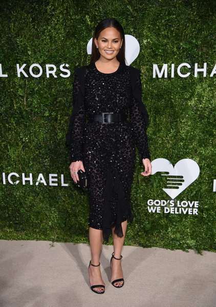Look of the Day: October 18th, Chrissy Teigen