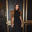 Irina Shayk at the L'Oreal Gold Obsession Party