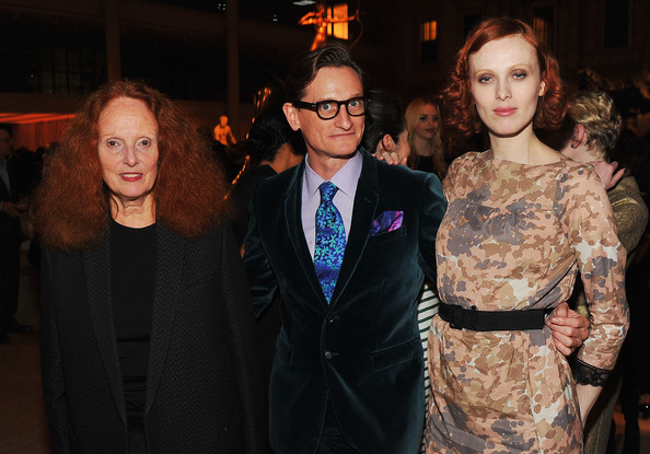 HBO's In Vogue: The Editor's Eye Screening At The Met