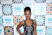Grace Gealey Print Dress