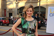 Grace Gummer Box Clutch