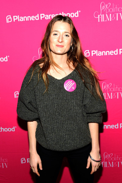 Grace Gummer V-neck Sweater