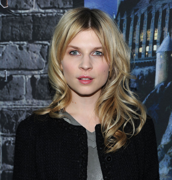 More Pics of Clemence Poesy Pumps (1 of 5) - Clemence Poesy Lookbook - StyleBistro