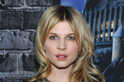 Clemence Poesy Carries Chanel to Harry Potter Exhibition