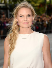 Jennifer Morrison looked dreamy at the 'Gravity' premiere with this long side-braid.
