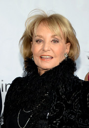Barbara Walters opted for a classic bob when she attended the Great American Songbook event.