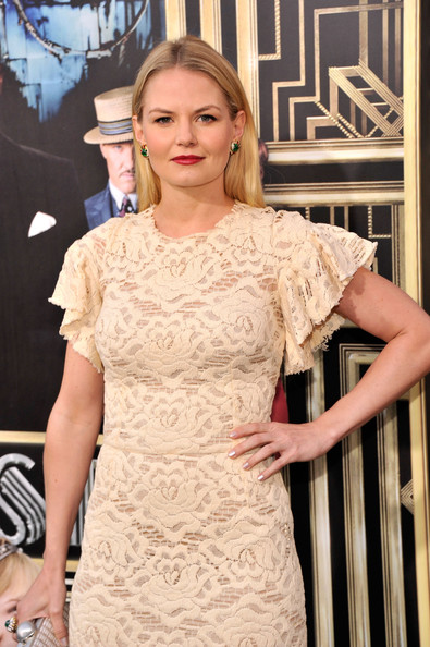 More Pics of Jennifer Morrison Platform Pumps (4 of 8) - Platform Pumps Lookbook - StyleBistro
