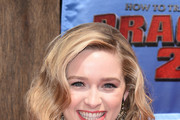 Greer Grammer Bobby Pinned updo
