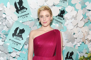 Greta Gerwig Pencil Skirt